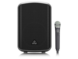 portable speaker hire