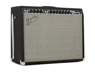 fender twin reverb guitar amplifier hire