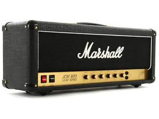 marshall jcm 800 guitar amplifier hire