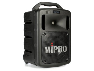 mipro portable speaker hire