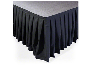 stage skirt stage hire